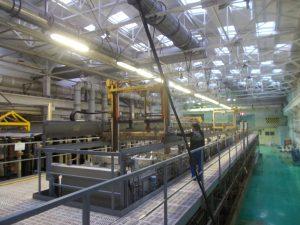 Обследование производственных цехов Роствертола