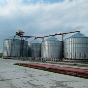 Обследование зернового терминала