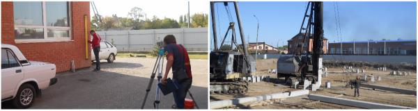 Мониторинг техсостояния зданий вблизи стройплощадки