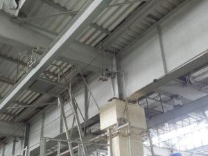 Строительная экспертиза производственного цеха Роствертола