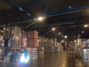 Строительная экспертиза здания склада готовой продукции пивоваренного завода