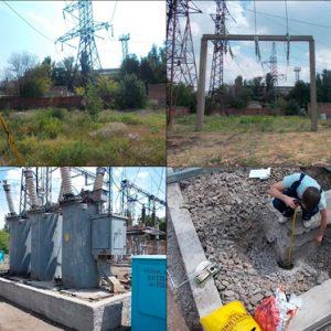 Техническое обследование строительных конструкций трансформаторных подстанций, опор линий электропередач