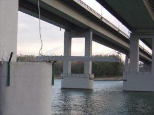 Система GPS-мониторинга деформаций конструкций моста