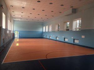 Проект спортзала
