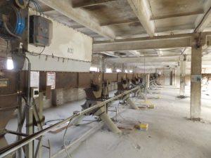 Восстановление проекта и техперевооружение кормоцеха
