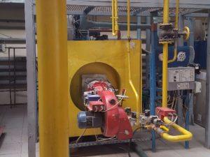 Котельная 5 МВт после реконструкции
