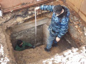 Обследование фундаментов гальванического цеха