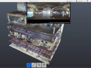 Лазерное сканирование для Revit
