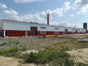 Проект склада радиаторов