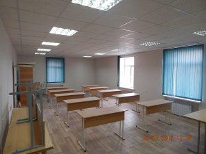 Капитальный ремонт училища