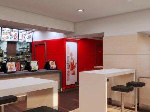 Проект ресторана KFC