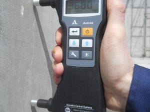 тестирование бетона ультразвуком