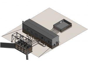 Насосная станция модель